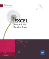 Editions ENI - Excel Microsoft 365 - Fonctions de base.