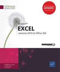 Editions ENI - Excel versions 2019 et Office 365.