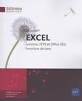 Editions ENI - Excel (versions 2019 et Office 365) - Fonctions de base.