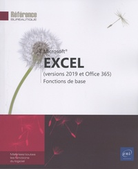 Editions ENI - Excel (versions 2019 et Office 365) - Fonctions de base.