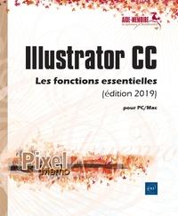 Editions ENI - Illustrator CC - Les fonctions essentielles pour PC/Mac.