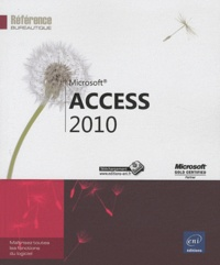 Editions ENI - Microsoft Access 2010.