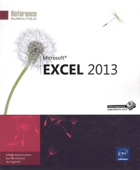 Editions ENI - Microsoft Excel 2013.