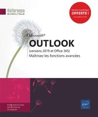 Editions ENI - Outlook (versions 2019 et Office 365) - Maîtrisez les fonctions avancées.
