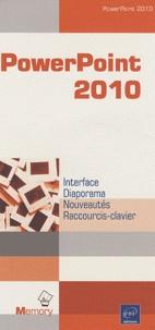 PowerPoint 2010 - Interface, diaporama, nouveautés, raccourcis-claviers.pdf