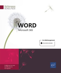 Editions ENI - Word Microsoft 365.