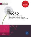 Editions ENI - Word (versions 2019 et Office 365) - Maîtrisez les fonctions avancées du traitement de texte de Microsoft.