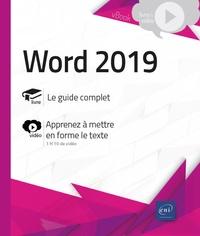 Editions ENI - Word (versions 2019 et Office 365) - Complément vidéo : Apprenez à mettre en forme le texte.
