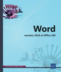 Editions ENI - Word - Versions 2019 et Office 365.
