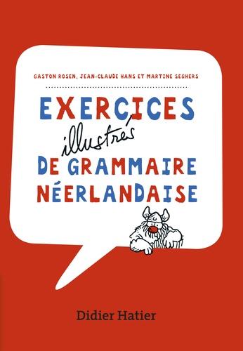 Editions Erasme - Exercices illustres de grammaire néerlandaise.