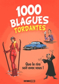 Editions ESI - 1 000 blagues tordantes.
