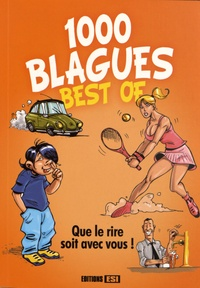 Editions ESI - 1 000 blagues - Best of.