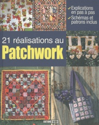 Editions ESI - 21 réalisations au Patchwork.