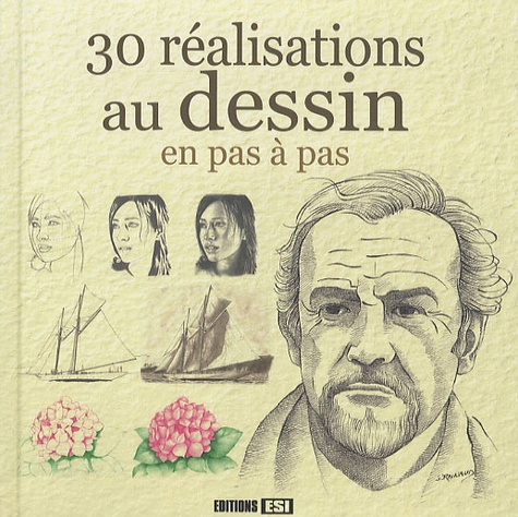 Editions ESI - 30 réalisations au dessin en pas à pas.