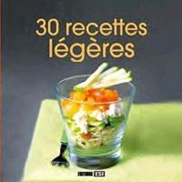Editions ESI - 30 recettes légères.