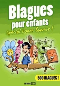 Accentsonline.fr Blagues pour enfants - Spécial bonne humeur! Image
