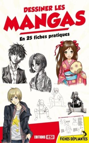 Dessiner Les Mangas En 25 Fiches Pratiques