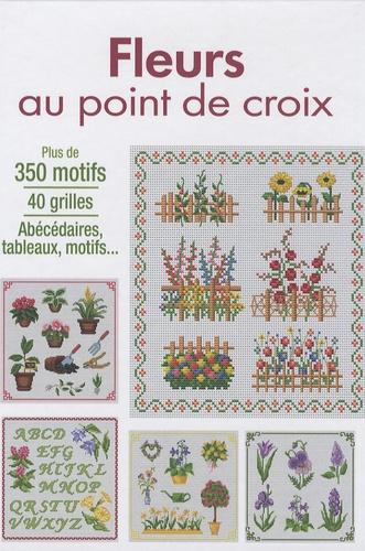 Editions ESI - Fleurs au point de croix.