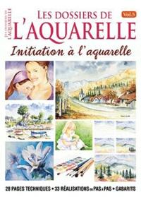 Editions ESI - Initiation à l'aquarelle.