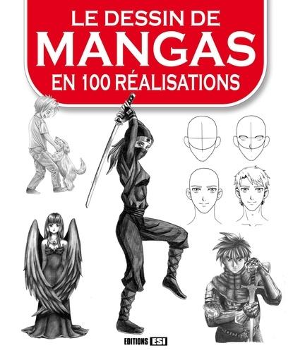 Editions ESI - Le dessin de mangas en 100 réalisations.