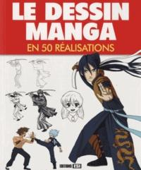 Editions ESI - Le dessin manga en 50 réalisations.