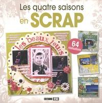 Editions ESI - Les quatre saisons en scrap.