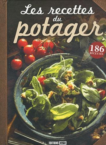 Editions ESI - Les recettes du potager.