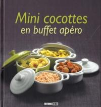 Editions ESI - Mini cocottes en buffet apéro.