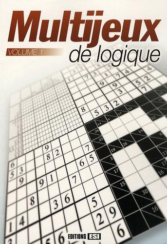 Editions ESI - Multijeux de logique - Tome 1.