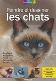 Editions ESI - Peindre et dessiner les chats.