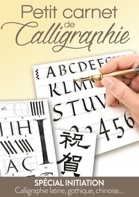 Editions ESI - Petit carnet de Calligraphie.