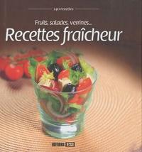 Recettes fraîcheur - Fruits, salades, verrines....pdf