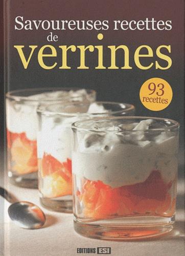 Editions ESI - Savoureuses recettes de verrines.