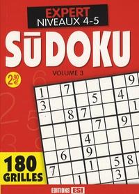 Sudoku - Tome 3, Expert Niveaux 4-5.pdf