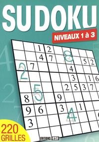 Deedr.fr Sudoku - Niveaux 1 à 3 Image
