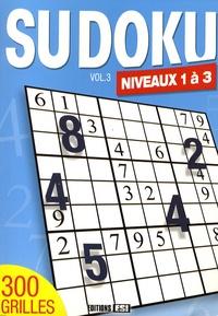Birrascarampola.it Sudoku - Volume 3, Niveaux 1 à 3 Image