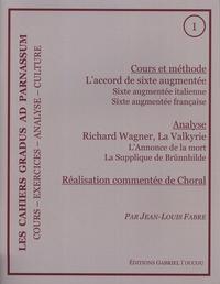 Jean-Louis Fabre - Les cahiers Gradus ad Parnassum N° 1 : .