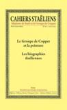 Société des études staëliennes - Cahiers staëliens N° 61/2010-2011 : Le Groupe de Coppet et la peinture ; Les biographies staëliennes.
