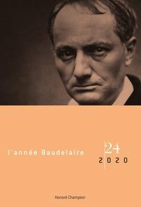 Aurélia Cervoni - L'année Baudelaire N° 24/2020 : .