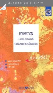 Formation Aides-soignants, Auxiliaires de puériculture. - Epreuves de sélection 1997-2000.pdf