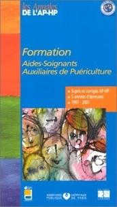 EDITIONS LAMARRE - Formation. - Aides-soignants, auxiliaires de puériculture, Epreuves de sélection 1997-2001.