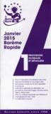 Editions Langloÿs - Barème rapide A1.
