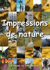 Alain Stein - Impressions de nature.