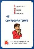 Monica Companys - Dactylologie - Langue des signes française.