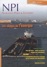 Nathalie Stey - NPI Navigation Ports & Industries N° 4, Avril 2008 : Les enjeux de l'énergie.