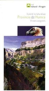 Editions Prames - Guia de la naturaleza - Provincia de Huesca Pirineo Aragonès.