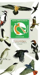Editions Prames - Rutas ornitologicas.