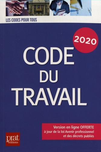 Code du travail  Edition 2020