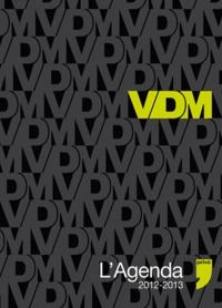 Editions Privé - L'agenda VDM 2012-2013.