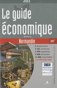 Editions PTC - Le guide économique de la Normandie 2011.